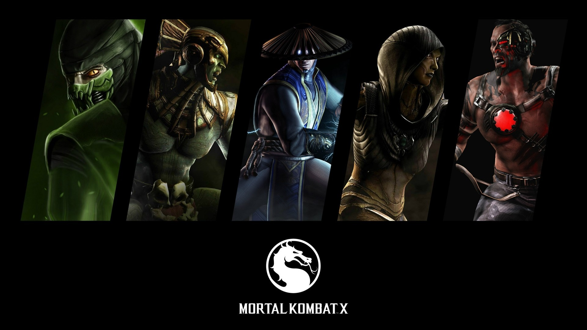 Free Cool Mortal Kombat Xl Chrome Extension Hd Wallpaper Theme Tab