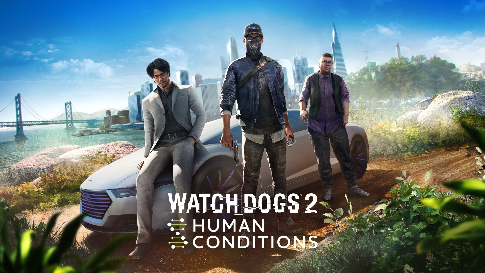 Free Cool Watch Dogs 2 Chrome Extension Hd Wallpaper Theme Tab For Chrome Browser